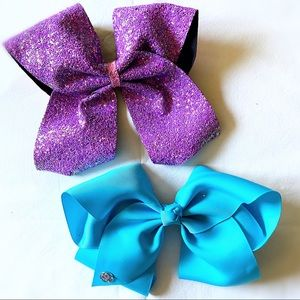 Set of 2 Big Bows 🎀🎀